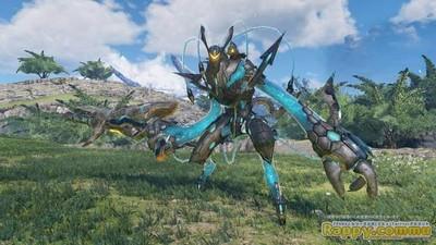 梦幻之星OL2新起源新截图 全新机甲和敌人亮相