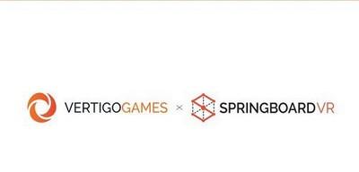 Vertigo Games宣布:将收购VR游戏平台SpringboardVR