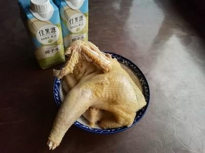 椰子水炖鸡汤怎么做好吃  椰子水炖鸡汤的做法【步骤图】