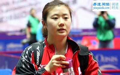 福原爱和中国乒乓球队是什么关系 福原爱离婚了吗