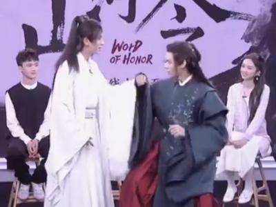 《我是女演员》张哲瀚龚俊在第几期播出