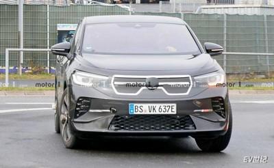大众即将推出ID.5车型 预计今年第4季度全球首发