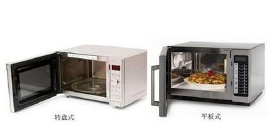 微波炉转盘和平板式区别评测 哪个值得入手