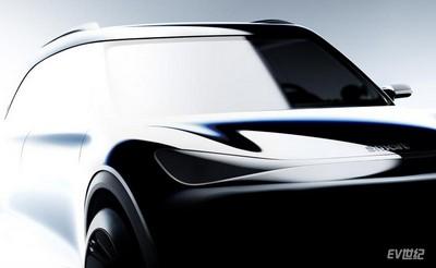更大更潮趣更智能 smart全新纯电动车设计草图曝光