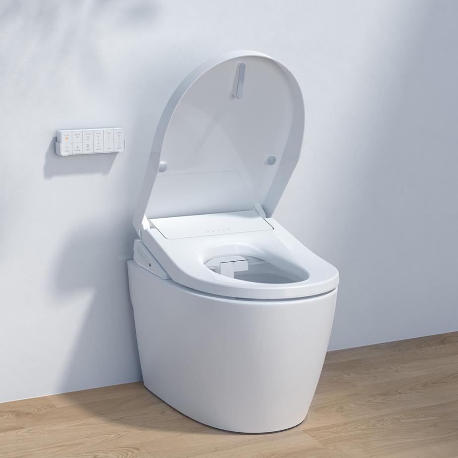 智米马桶盖怎么样  洁净如厕享受生活