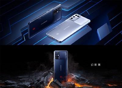 2699元起售  腾讯红魔游戏手机6R配置:144Hz屏+骁龙888