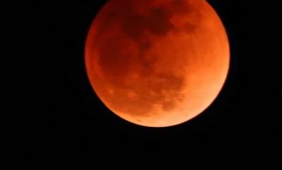 血月的传说是真的吗 血月让天下大乱是迷信吗
