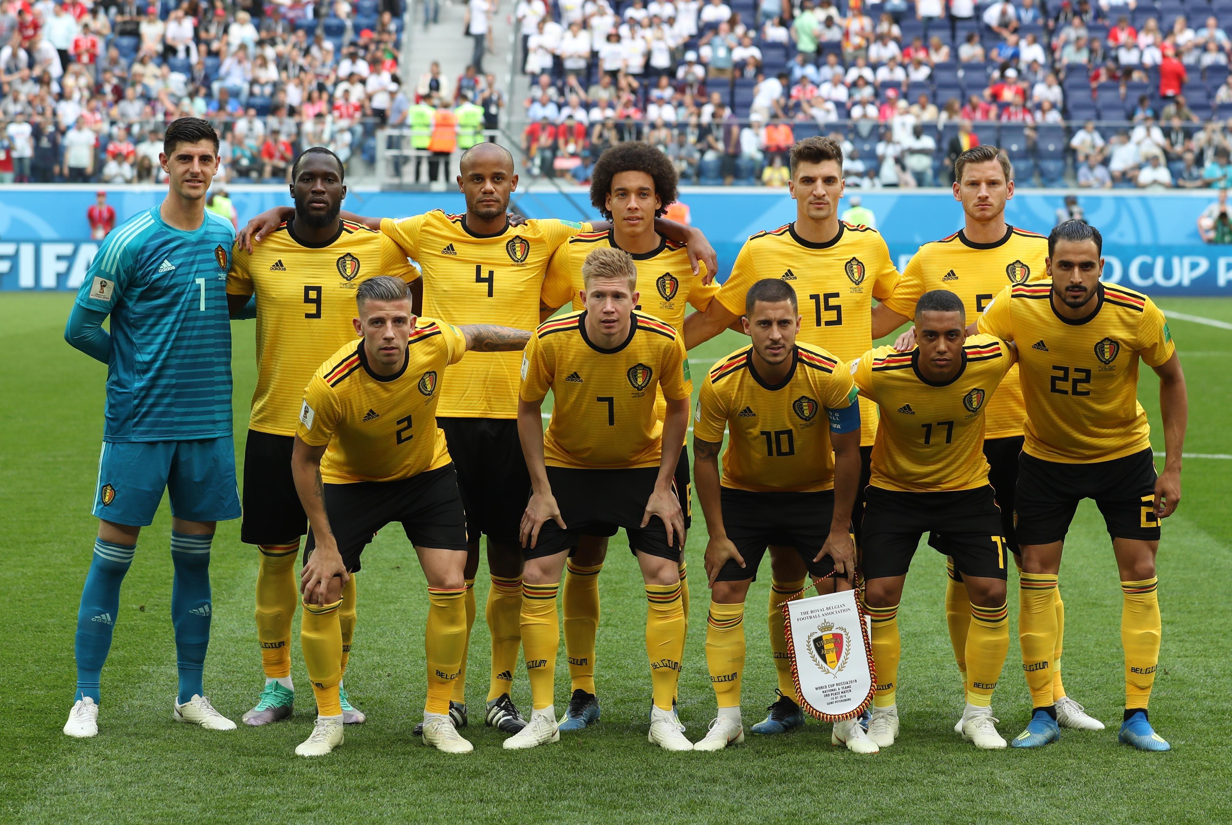 比利时欧洲杯国家队名单 比利时欧洲杯国家队有哪些人