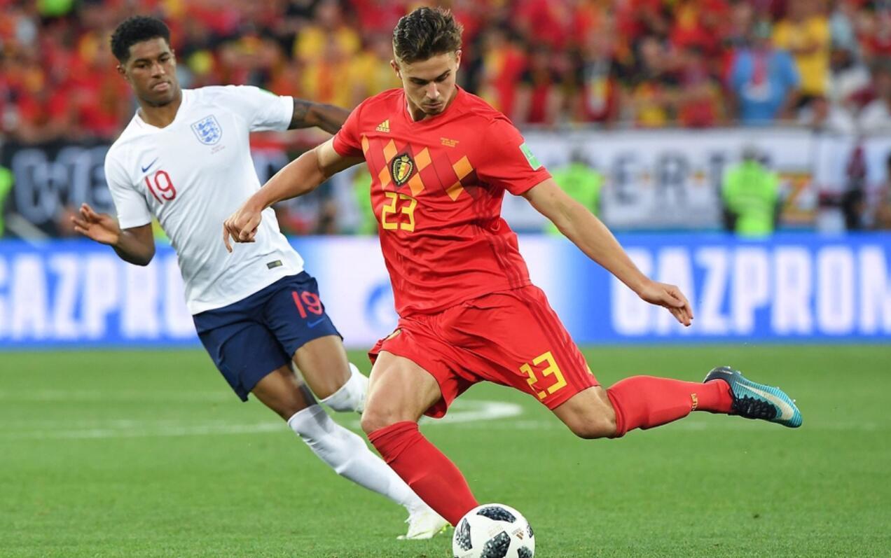 2018年世界杯1/8决赛比利时对日本比分预测