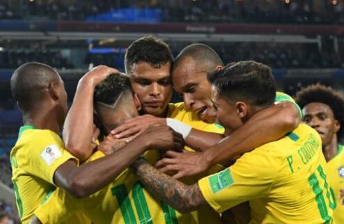 7.3赛况:2018世界杯巴西比利时晋级 晋级8强历程回顾