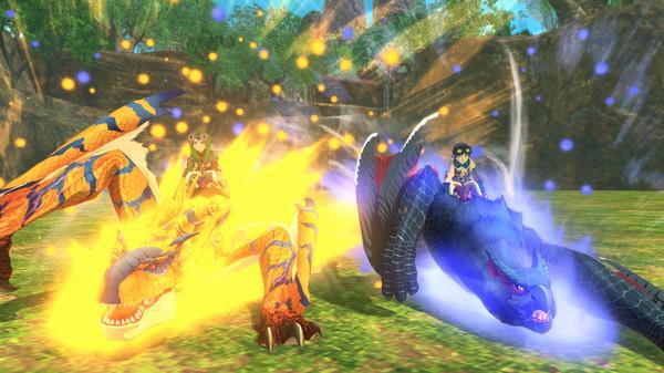 怪物猎人物语2破灭之翼switch画面如何 与pc端有差距吗